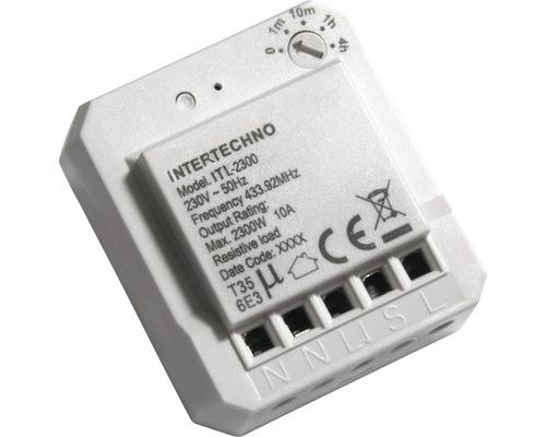 Mini module radio à monter 433 MHz blanc Intertechno ITL-2300