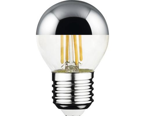 Ampoule à calotte réfléchissante FLAIR E27/4,5W(34W) G45 380lm 2700K blanc chaud-0