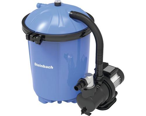 Système de filtration Steinbach Active Balls 75 63x46x70cm débit de refoulement 8m³/h