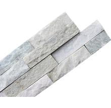 Revêtement mural pierre naturelle beige multicolore Z40/10 WE KW05/20-thumb-2
