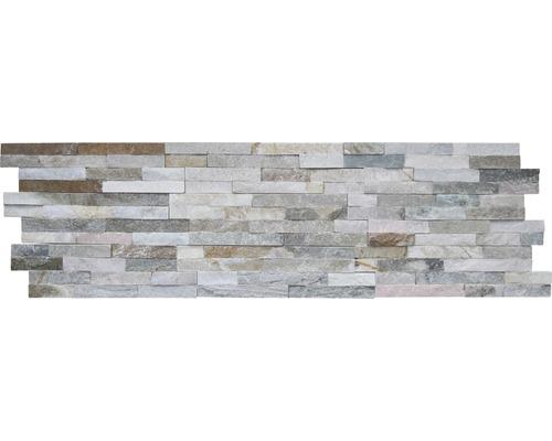 Revêtement mural pierre naturelle beige multicolore Z40/10 WE KW05/20-0