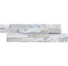 Revêtement mural pierre naturelle beige multicolore Z40/10 WE KW05/20-thumb-1