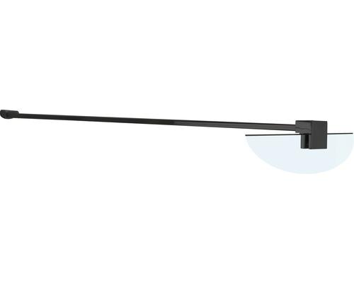 Barre de stabilisation raccourcissable Modena black 120 cm mat noir