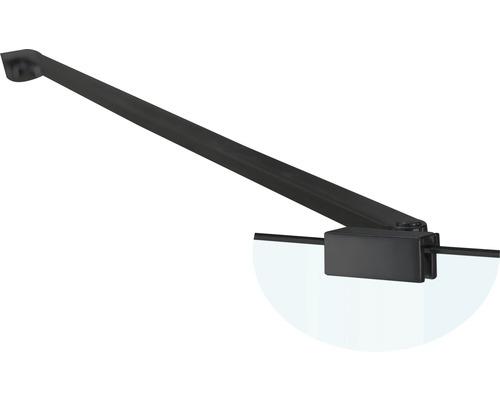 Barre de stabilisation de rééquilibrage Basano Modena black 100 cm mat noir