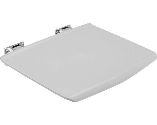 Siège pliant pour douche REIKA chrome/gris