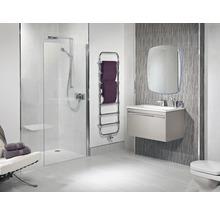 Siège pliant pour douche REIKA chrome/gris-thumb-5