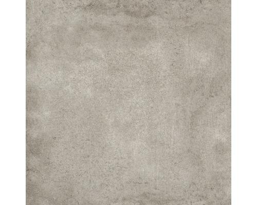 Carrelage sol et mur en grès cérame fin Works ciment 60x60cm