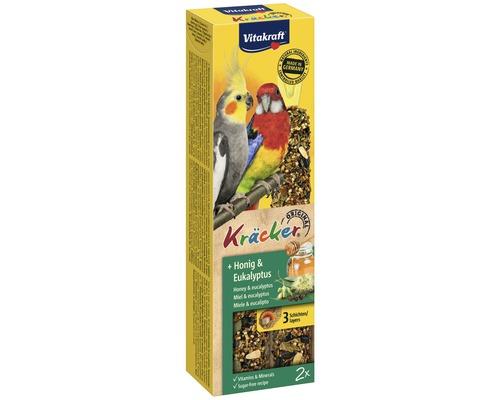 Vogelsnack, Vitakraft Honig-Kräcker® für Papagei