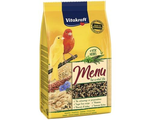 Vogelfutter Vitakraft Kanarien-Futter 1 kg