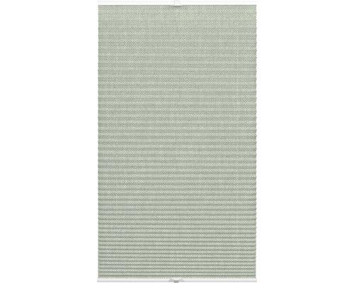 Store plissé tamisant Wohnidee 80x130 cm vert