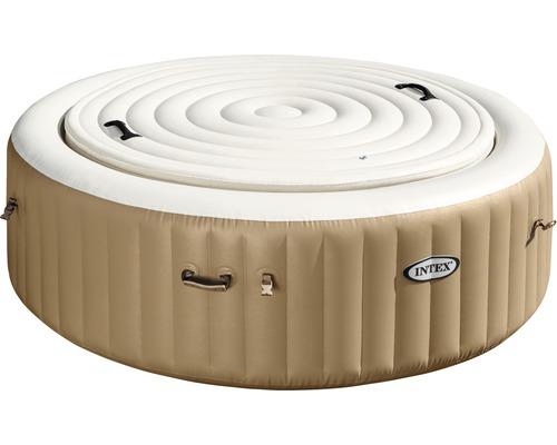 Energiesparabdeckung Intex Pure Spa 196x196x71 cm beige