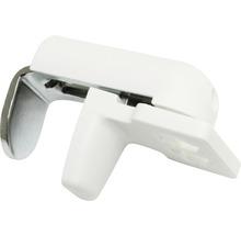 Support de serrage pour plissé blanc lot de 4-thumb-0