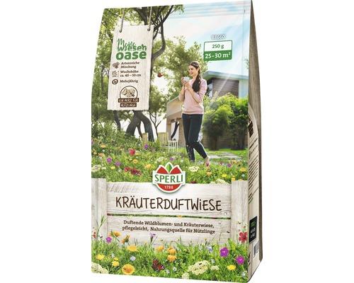 Herbes odorantes de prairie Sperli semences de fleurs de prairie 0,25 kg