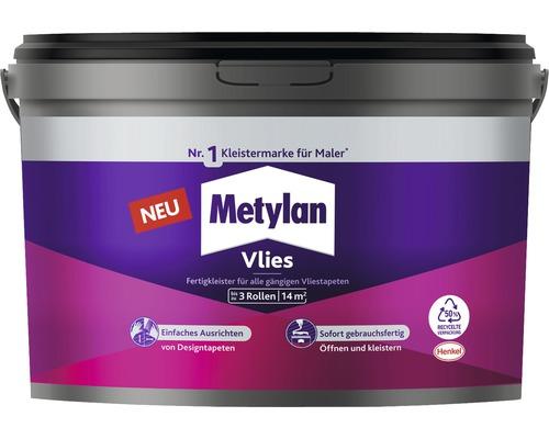Metylan Vlies Fertigkleister für alle Vliestapeten 3 kg