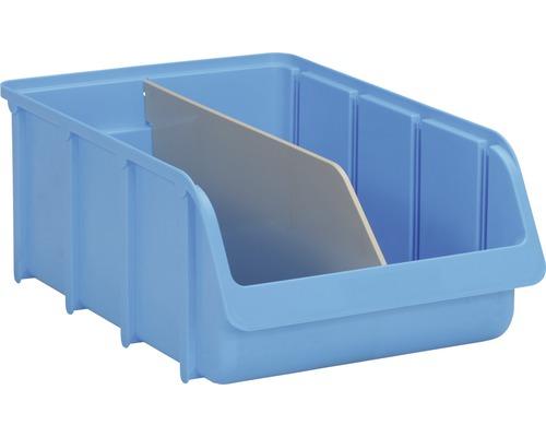 Cloison de séparation pour boîtes transparentes taille 5, pack de 6