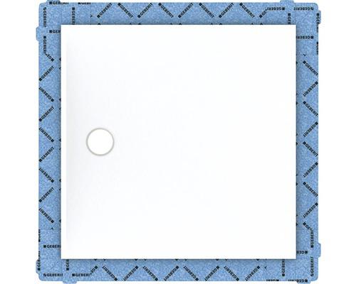 Surface de douche Keramag/GEBERIT Sepaplano 90 x 90 cm blanc