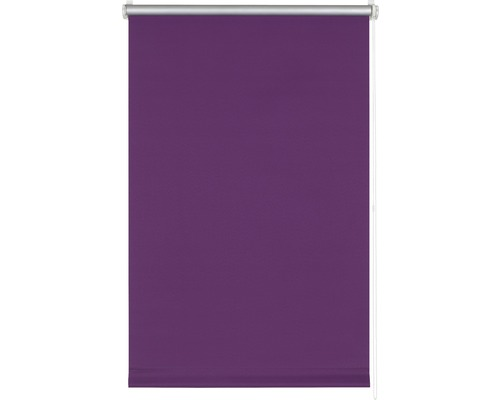 Store occultant Thermo violet 45x150 cm, support à clipser compris