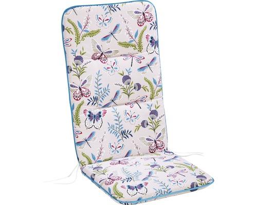 Coussin pour fauteuil Best haut 120x50x6cm D.2061