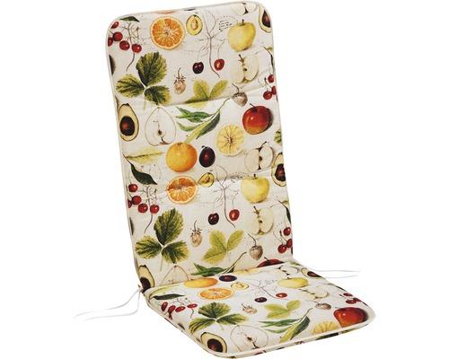 Coussin pour fauteuil Best haut 120x50x6cm D.2062