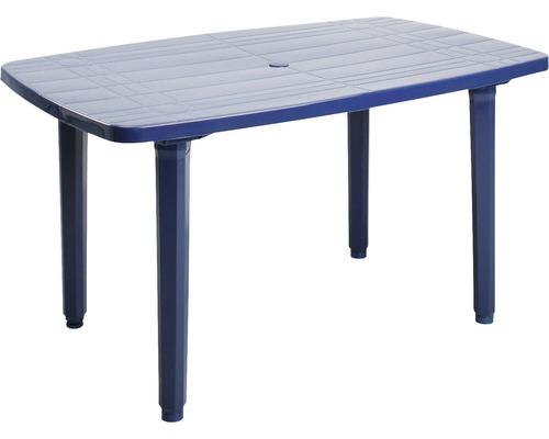 Table de jardin Best Festival 90x137 H72cm bleu
