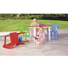 Table de jardinl enfant Best Aladino 45x60 H48cm blanc-thumb-2