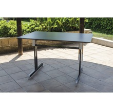 Table pliante Best Bodega 80x120 H74cm anthracite-thumb-3
