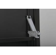 Table pliante Best Bodega 80x120 H74cm anthracite-thumb-4