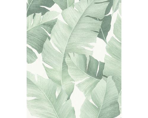 Papier peint intissé 31650 Avalon Floral blanc vert