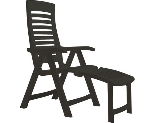 Pied pour fauteuil pliant Best Florida, anthracite