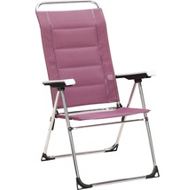 Fauteuil pliant Best Young Collection alu-argent-thumb-0