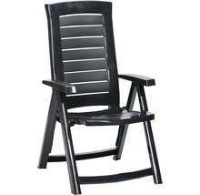 Fauteuil pliant Best Camino anthracite-thumb-0