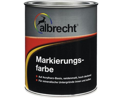 Peinture de traçage ALB blanche 750ml