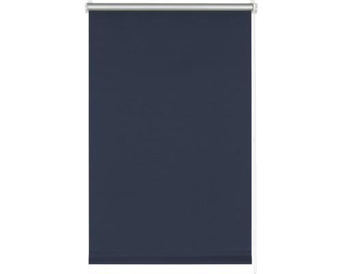 Store occultant Thermo bleu 45x150 cm avec support à clipser