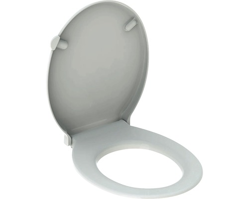 Abattant WC Keramag/GEBERIT Renova Comfort antibactérien blanc 572850000-0