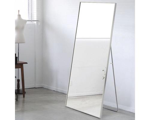 Standspiegel Chicago Aluminium silber 50x150 cm