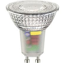 Réflecteur à LED FLAIR PAR16 GU10 5,5W(50W) à intensité lumineuse variable transparent 370 lm 3000 K blanc chaud-thumb-0