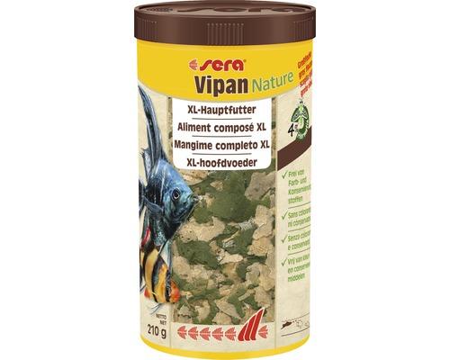 XL-Hauptfutter sera Vipan Nature GF 1000 ml