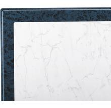Table de jardin Best Boulevard 80x80 H72cm bleu-thumb-1