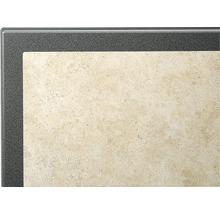 Table de jardin Best Boulevard 80x80 H72cm anthracite-thumb-1