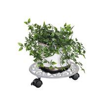 Chariot de plante Wagner System antique ø29cm blanc capacité de charge 50kg-thumb-1