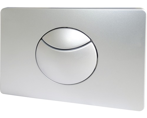 Plaque de commande Villeroy & Boch ViConnect E100 chrome mat noble 92248569