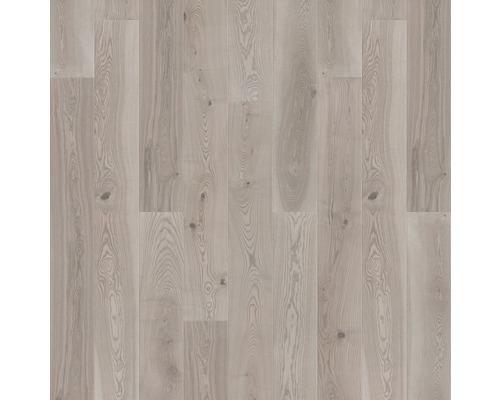 Parquet 14.0 frêne gris Platinium plancher de maison de campagne 1 lame