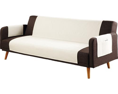 Sofaauflage Loira Chenille 110x150 cm