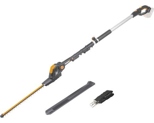 Taille-haies sur perche sans fil WORX WG252E.9 sans batterie ni chargeur