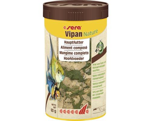 Hauptfutter sera Vipan Nature 250 ml