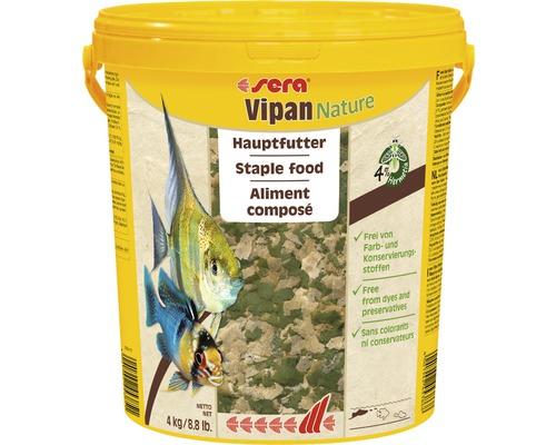 Hauptfutter sera Vipan Nature 4 kg