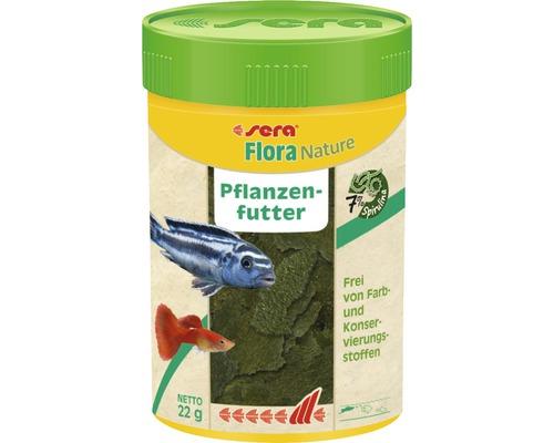 Pflanzenfutter sera Flora Nature 100 ml