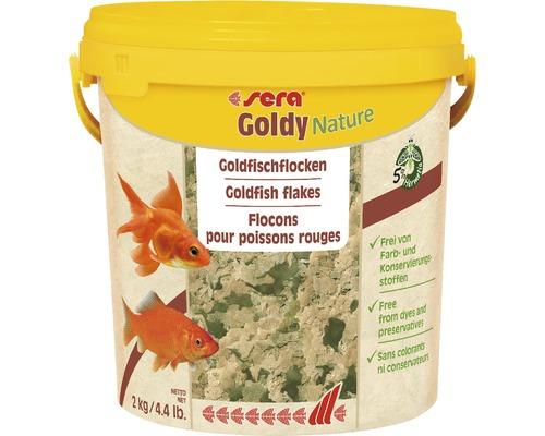 Goldfischflocken sera Goldy Nature 2 kg