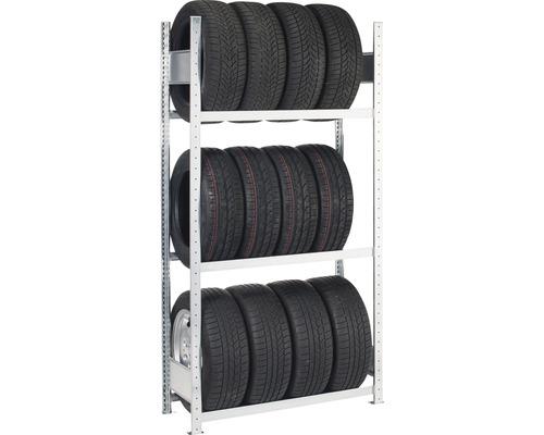 Etagères à pneus