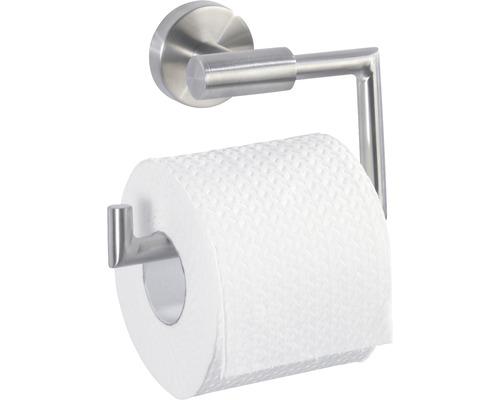 Dérouleur papier toilette Bosio acier inoxydable mat